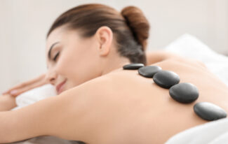 Hot Stone Therapy - Unique Beauty, Kent